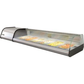Infrico VSU6P Counter top Cooler Bar