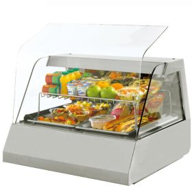 Roller Grill VVF800 Refrigerated Display Cabinet