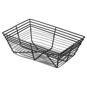 Wire Basket Rectangular 23 x 15 x 7.5cm - Genware