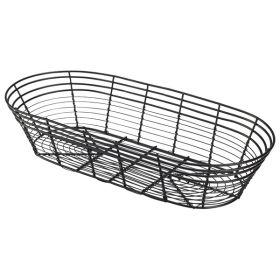 Wire Basket Oblong 39 x 17 x 8cm - Genware