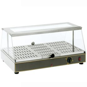 Roller Grill WD100 Single Shelf Heated Display Cabinet