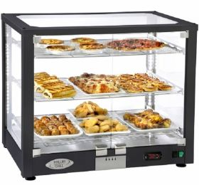 Roller Grill WD780D Heated Display Cabinet (Counter Top)