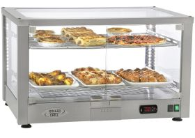 Roller Grill WD780S Heated Display cabinet (Counter top)