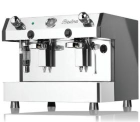 Fracino Bambino BAM2 - Commercial 2 Group Semi Automatic Coffee Machine