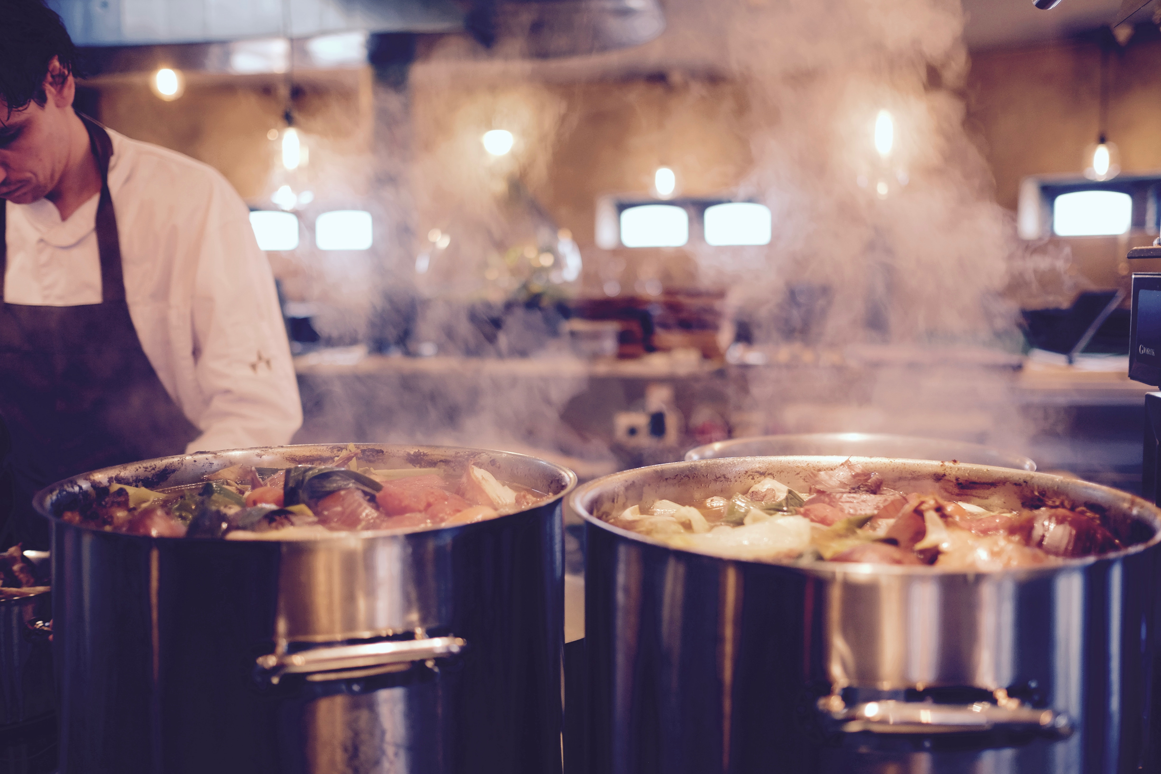 What do I need to start a commercial kitchen?