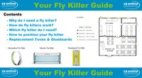 Have you had a look at our fly killer guide?