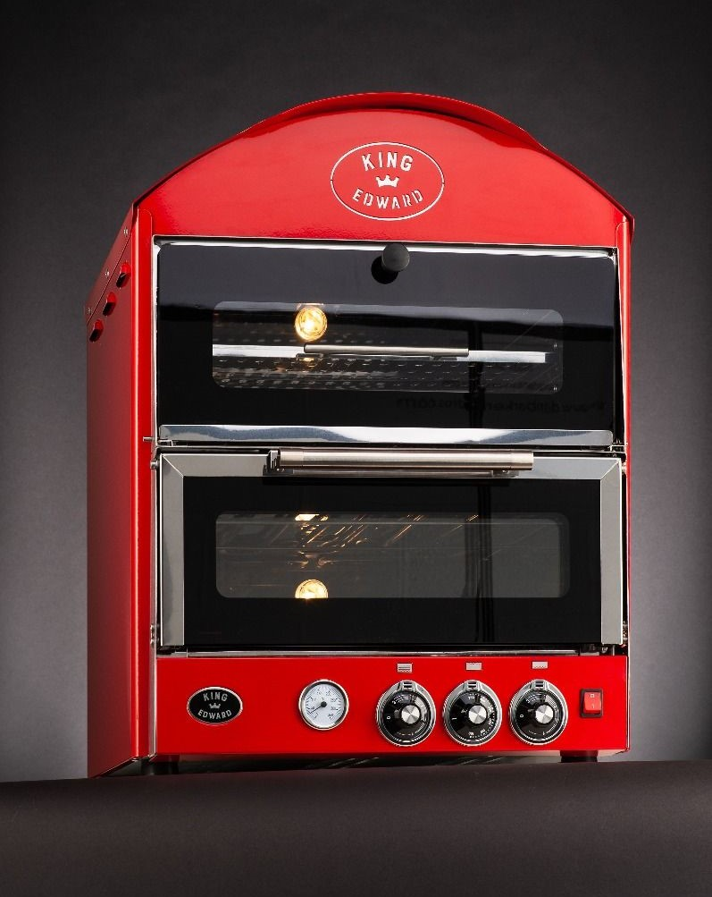 Introductory Offer - £50 off every new Pizza King oven
