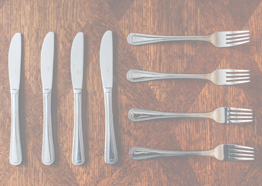 Cutlery and Tableware