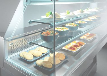 Refrigerated Displays