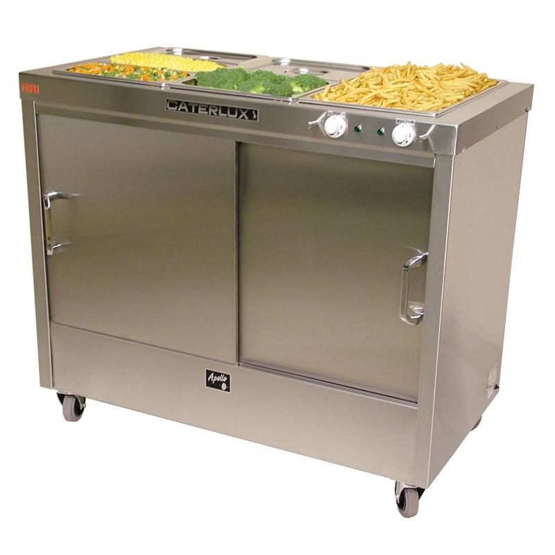 LPG Hot Cupboards