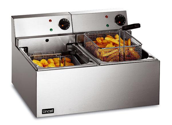 LPG Fryers - Table Top