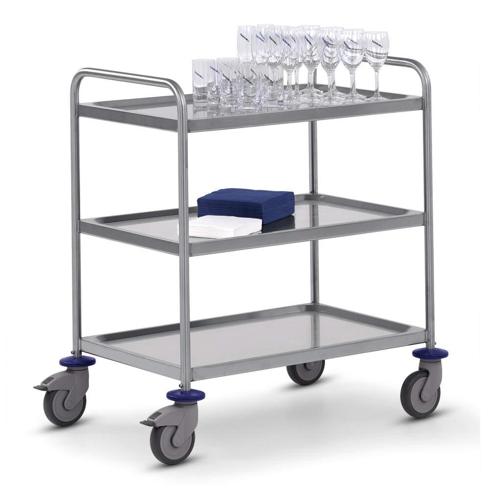 Trolleys & Plate Racks