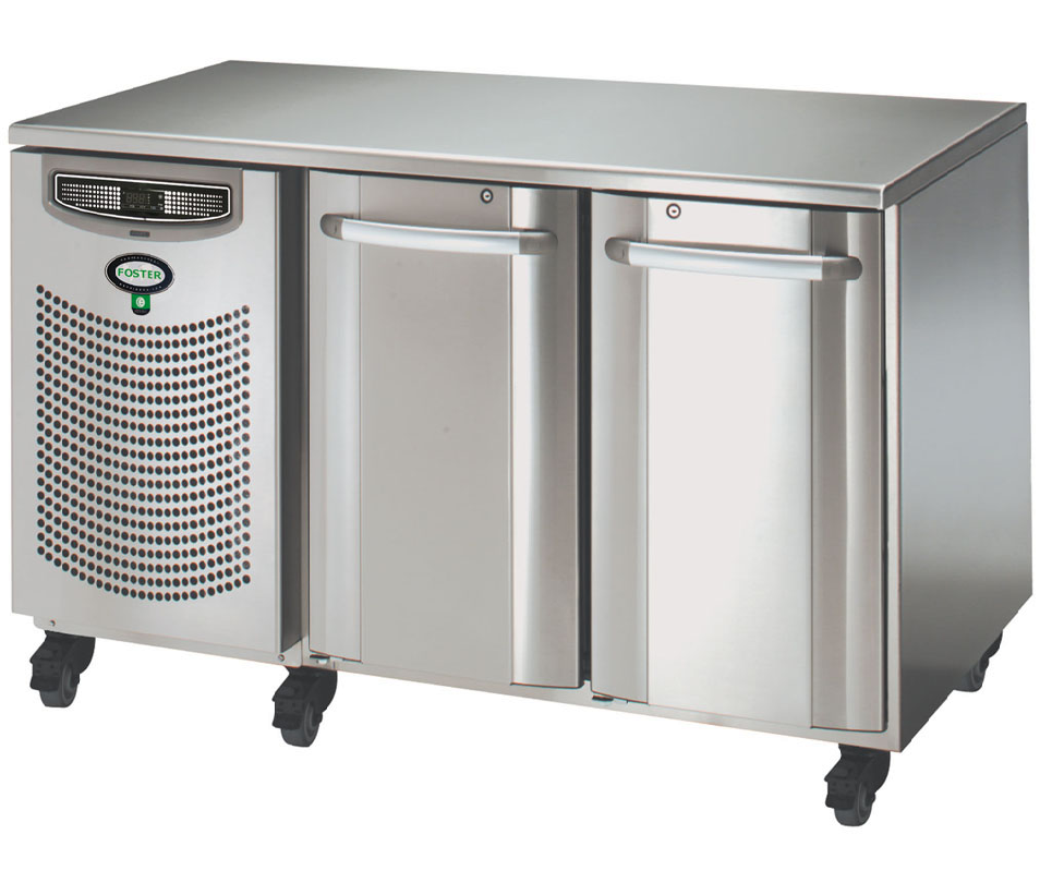 Refrigerated Preparation Counters