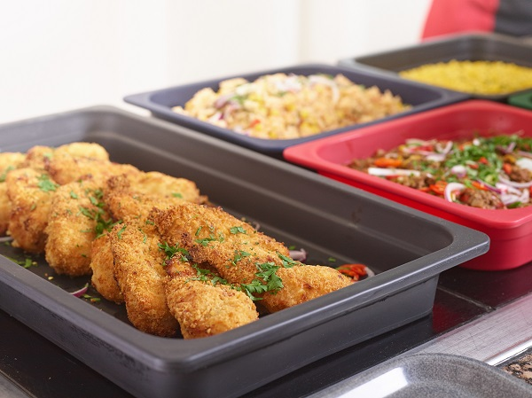 Ceramic & Silicone Gastronorm Pans