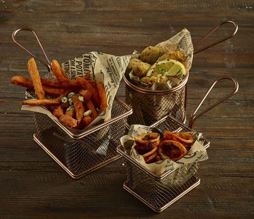 Serving Baskets