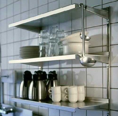 Commercial Kitchen Shelving