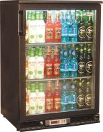 Infrico ZX1 - Bottle Cooler Single Door Black
