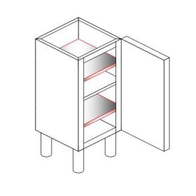 Lincat PSH4 - Additional Shelf for Silverlink 600 Pedestals