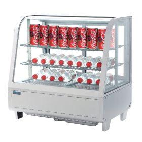 Polar CC666 - Refrigerated Countertop Merchandiser - 100 litre