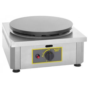 Roller Grill CSG400 Single Gas Crepe Maker / Griddle