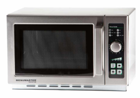 Menumaster RCS511DSE - 1100W Commercial Microwave