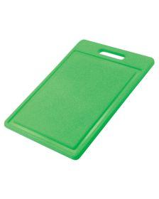 "Chopping Board 14"" x 10"" x ½"" Green"