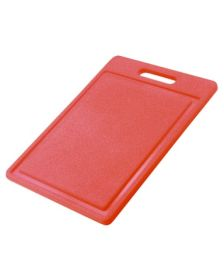"Chopping Board 14"" x 10"" x ½"" Red"