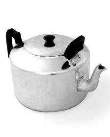 Large Catering Teapot 4 Pt  Aluminium