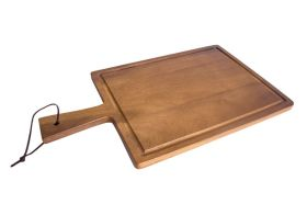 Wooden Presentation Paddle Board 42x23cm