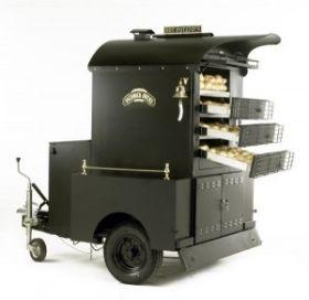 Big Ben Victorian Baking Ovens - Mobile, LPG