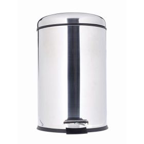 Stainless Steel Pedal Bin 20L