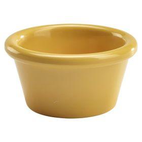 Ramekin 2oz Smooth Yellow