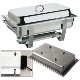 FULL SIZE Size Chafing Dish W/ Electric Element