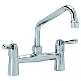 Parry 12.25mm Deck Mixer Tap With Lever DECKMIXERWITHLEVER