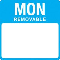 Monday Food Label