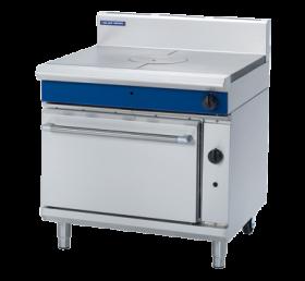 Blue Seal Evolution G570 - Gas Target Top Static Oven Range 900mm