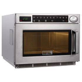 Buffalo GK641  - 1500W Programmable Commercial Microwave Oven