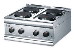 Lincat HT6 Silverlink - Electric Boiling Top