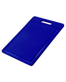"Chopping Board 14"" x 10"" x ½"" Blue"