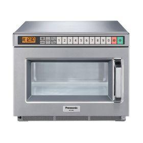 Panasonic Commercial microwave.