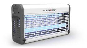 PlusZap 30 ZE124 - White, 30W, 80m2 - Electric Fly Killer