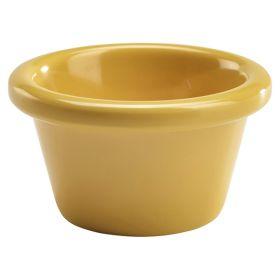Ramekin 1.5oz Smooth Yellow