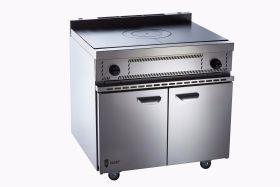 Parry USHO - Solid Top Gas Range Oven